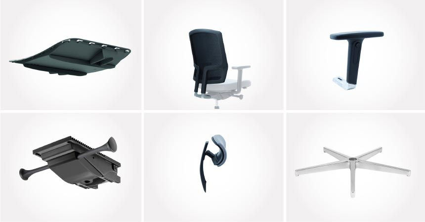 Innovative Office Furniture Inside All Chair Components At Glance Our Product Catalogue Innovative Office Furniture Thanks To Modern Technologies